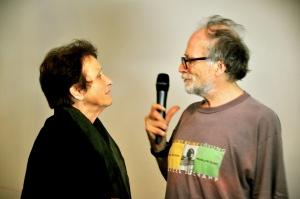 Decine di interviste nelle 24 ore su www.egh.guru - Foto dalla 24 ore di Mount Olympus al Teatro Argentina di Roma sabato 17 e domenica 18 ottobre 2015